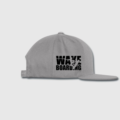 Wakeboarding Mugs & Drinkware - Snap-back Baseball Cap