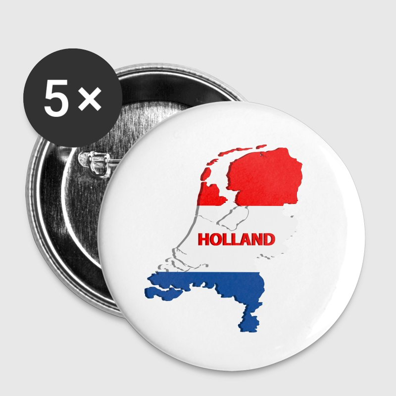 Holland map Buttons - Small Buttons