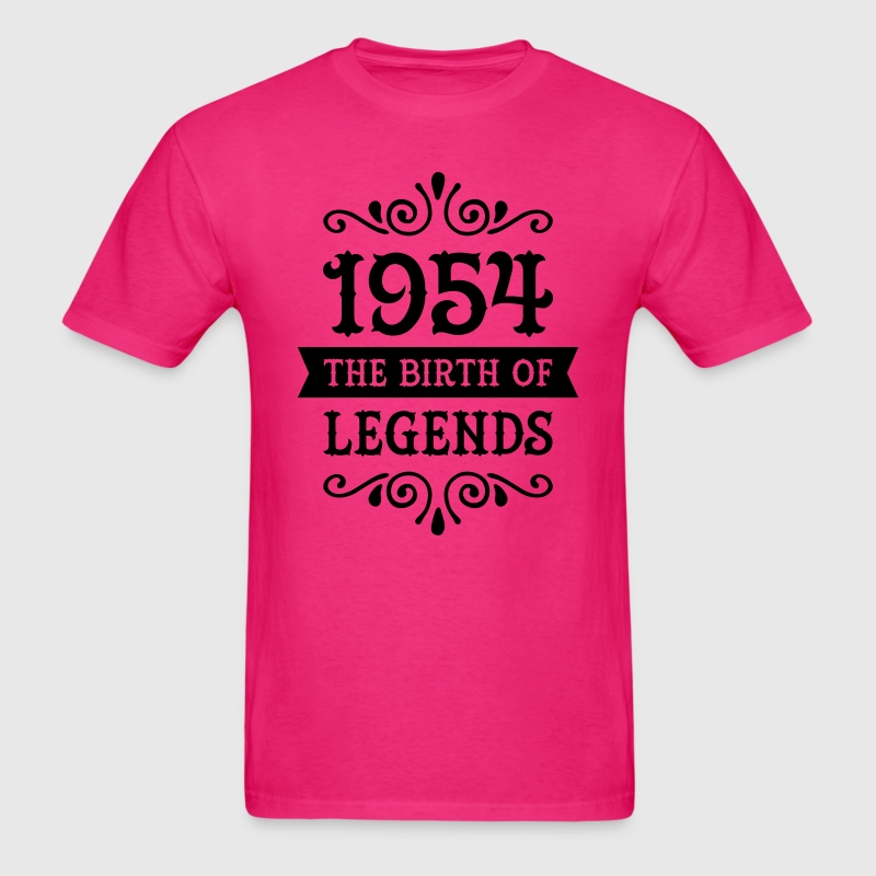 1954 - The Birth Of Legends T-Shirts - Men's T-Shirt