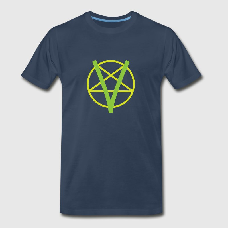 Vegan metal T-Shirts - Men's Premium T-Shirt
