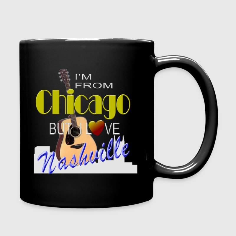 Love Nashville from Chicago Coffee/Tea Mugs - Full Color Mug