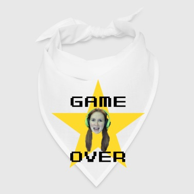 It's Game Over Emuhleigh Buttons - Bandana