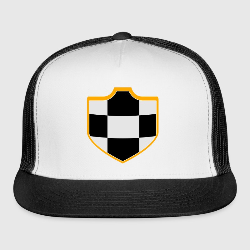 Clash With Your Clan Shield -03 Sportswear - Trucker Cap