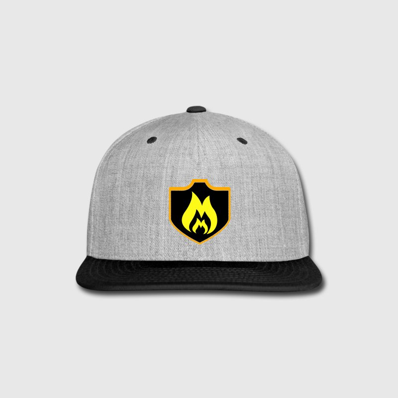 Clash With Your Clan  Shield-11 Sportswear - Snap-back Baseball Cap