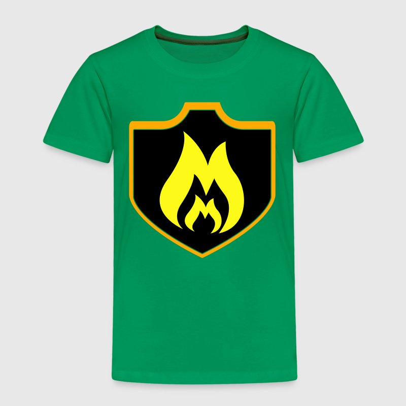 Clash With Your Clan  Shield-11 Baby & Toddler Shirts - Toddler Premium T-Shirt
