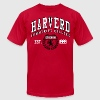 Joke Shirt: Harverd Community College(MIsspelled) T-Shirts - Men's Fine Jersey T-Shirt