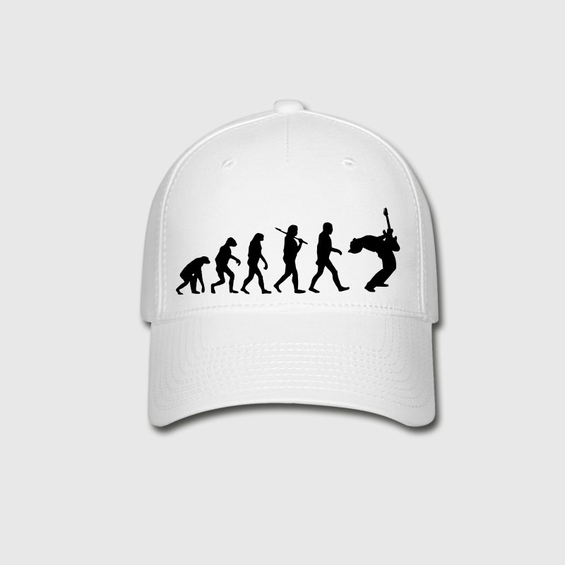 Rock 'n' Roll Evolution Sportswear - Baseball Cap