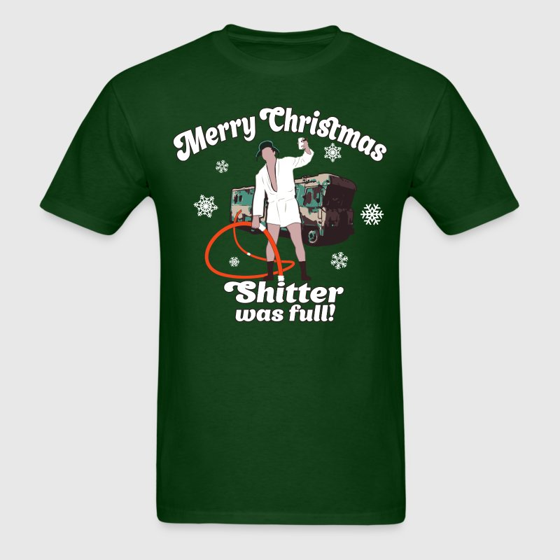cousin eddie shitter was full t shirt spreadshirt