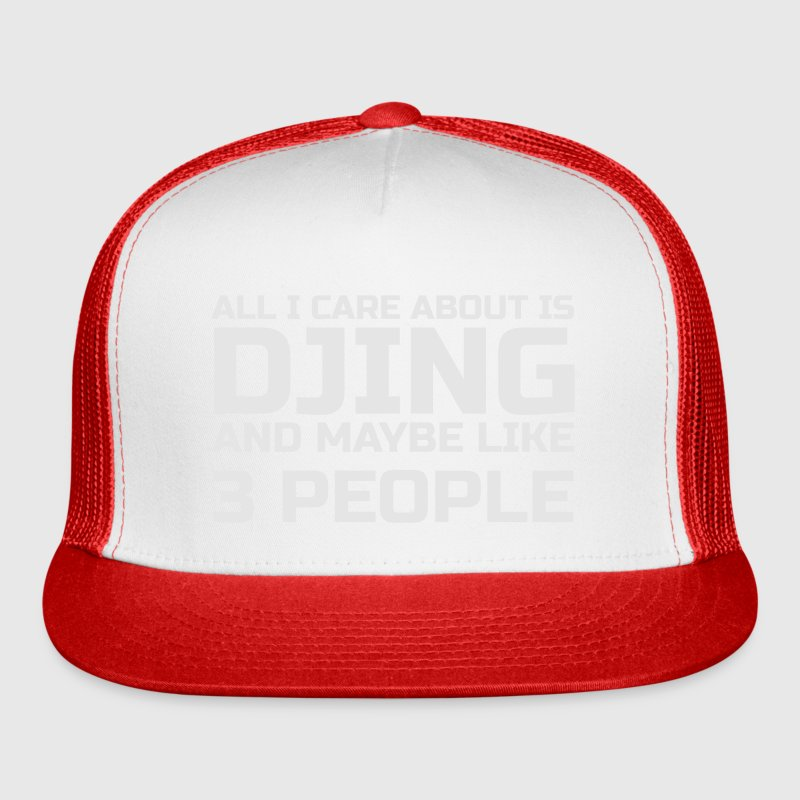 Care about DJing Sportswear - Trucker Cap