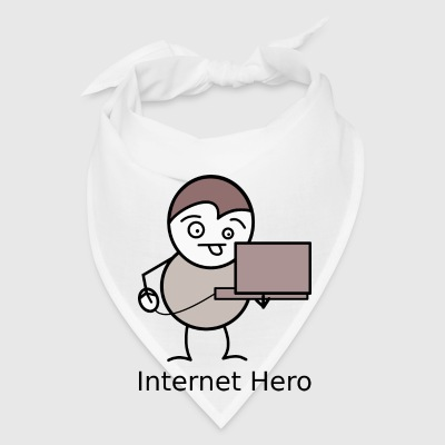 internet hero Other - Bandana