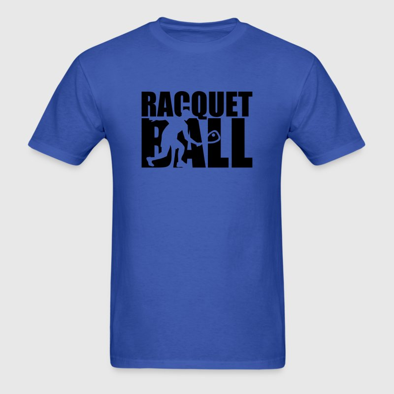 Racquetball T-Shirts - Men's T-Shirt