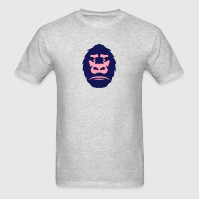 gorilla wild animal head 31032 Sportswear - Men's T-Shirt