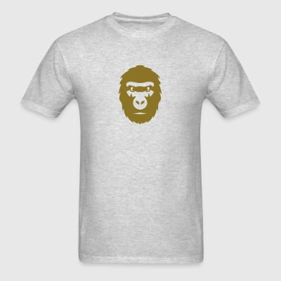 gorilla wild animal head 3103 Sportswear - Men's T-Shirt