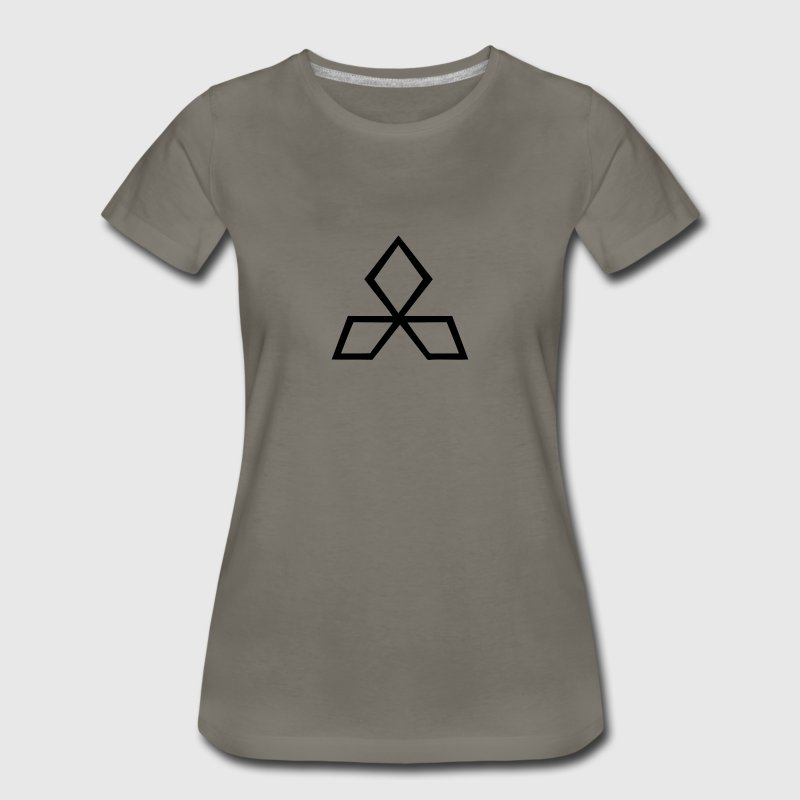 medieval alchemical magic symbol triceps Women's T-Shirts - Women's Premium T-Shirt