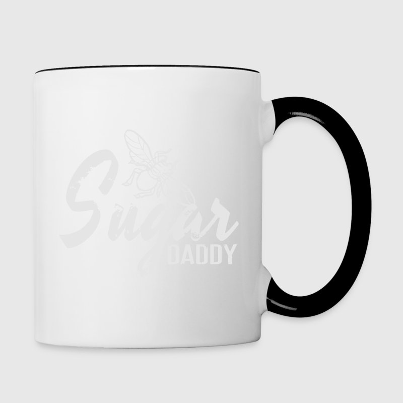 Sugar Daddy Mugs & Drinkware - Contrast Coffee Mug