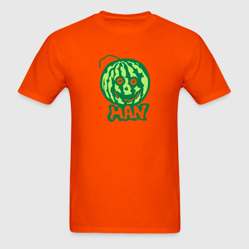 watermelon man 1 T-Shirts - Men's T-Shirt