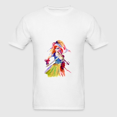 Lindsey Stirling - Men's T-Shirt