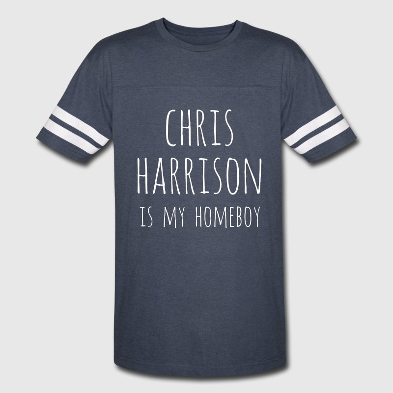 Chris Harrison is my Homeboy - Vintage Sport T-Shirt