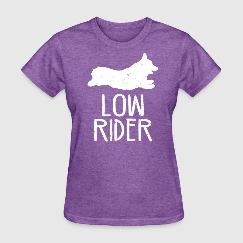 Welsh Corgi Low Rider Women's T-Shirts - Women's T-Shirt