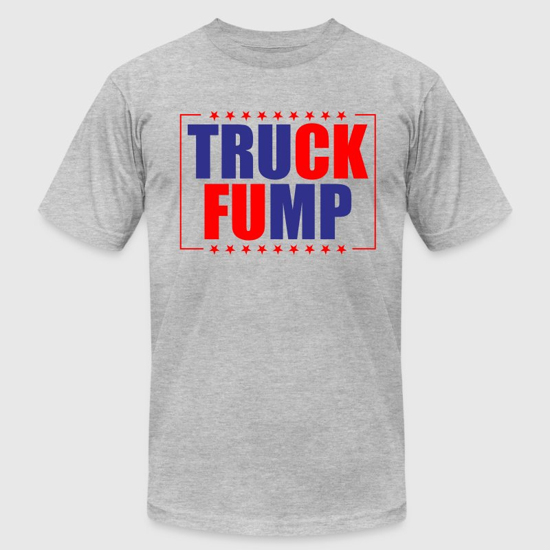 TRUCK FUMP T-Shirts - Men's T-Shirt by American Apparel