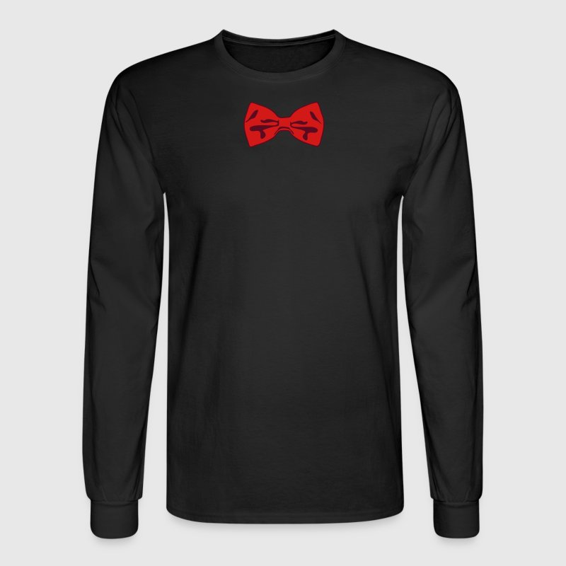 2 Color Bow Tie T-Shirt   Spreadshirt