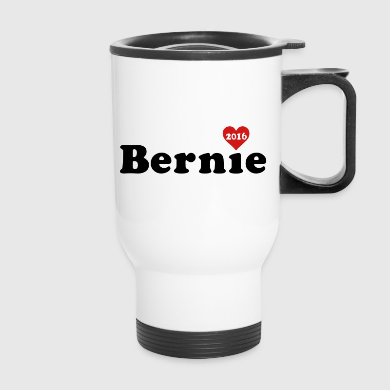 Bernie Sanders  Mugs & Drinkware - Travel Mug