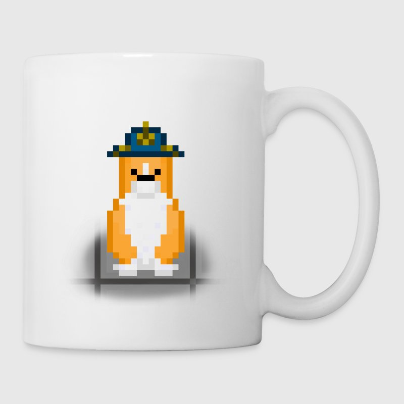 Captain Ian Mugs & Drinkware - Coffee/Tea Mug