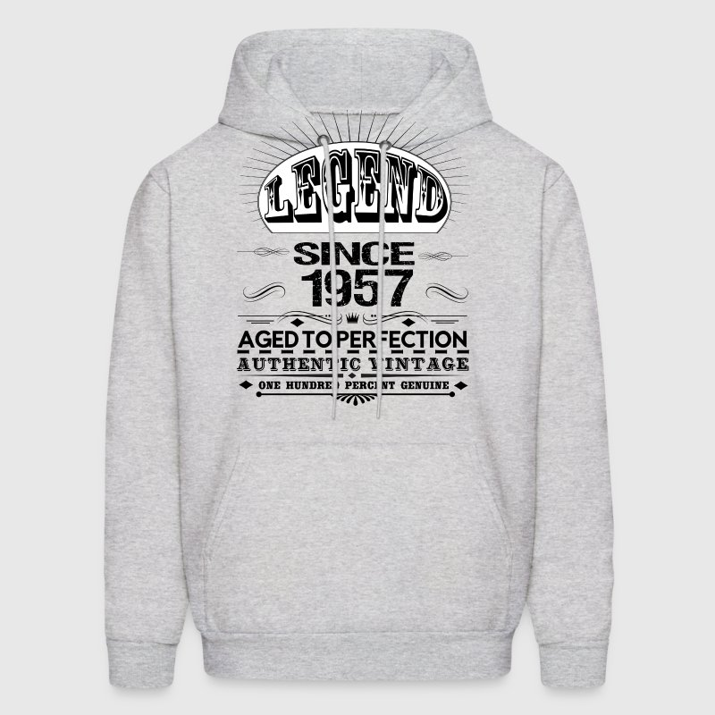 LEGEND SINCE 1957 Hoodies - Men's Hoodie