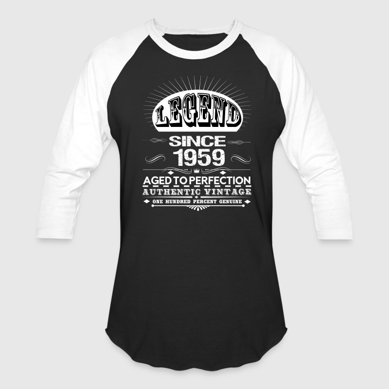 LEGEND SINCE 1959 T-Shirts - Baseball T-Shirt