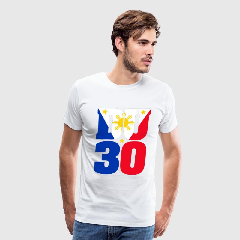 du30_flag T-Shirts - Men's Premium T-Shirt