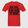 new york state of mind T-Shirts - Men's T-Shirt