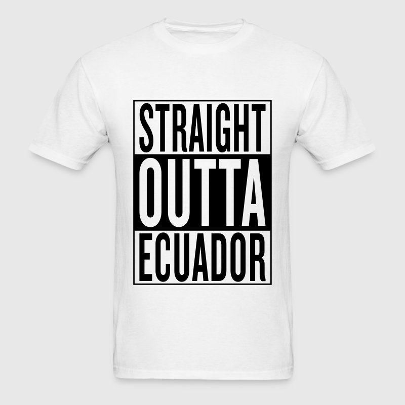 Ecuador T-Shirts - Men's T-Shirt