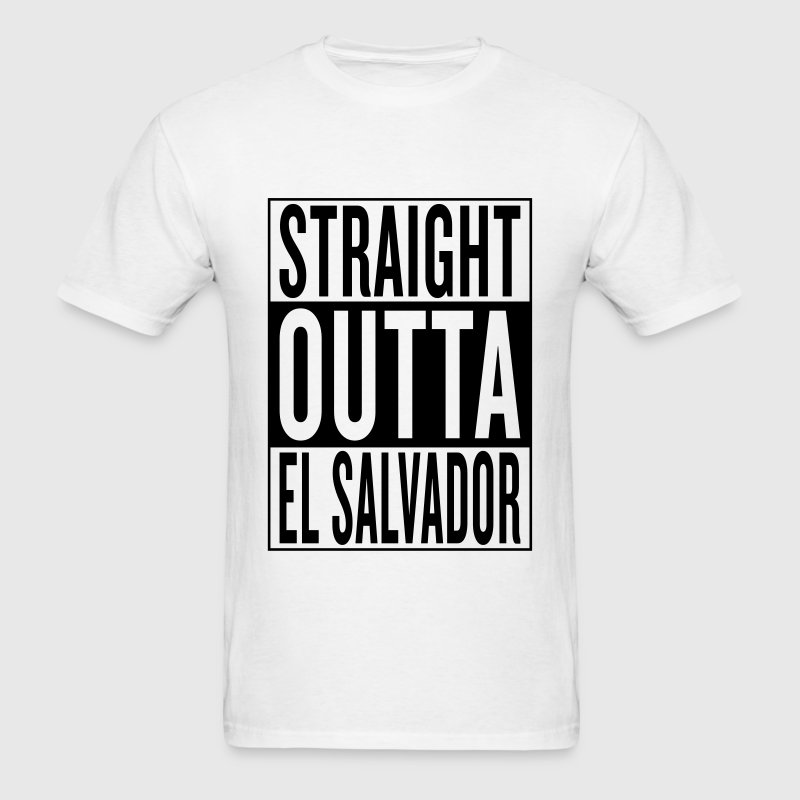 El Salvador T-Shirts - Men's T-Shirt