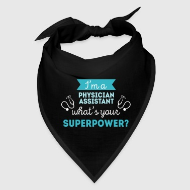 Physician Assistant Superpower Professions T Shirt Mugs & Drinkware - Bandana