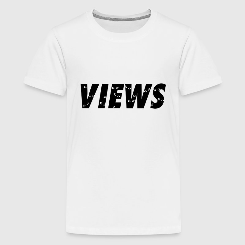 Views from the 6ix Kids' Shirts - Kids' Premium T-Shirt