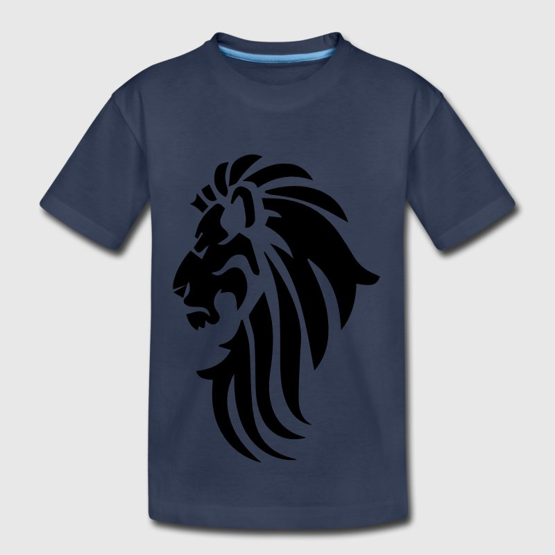 lion logo Baby & Toddler Shirts - Toddler Premium T-Shirt