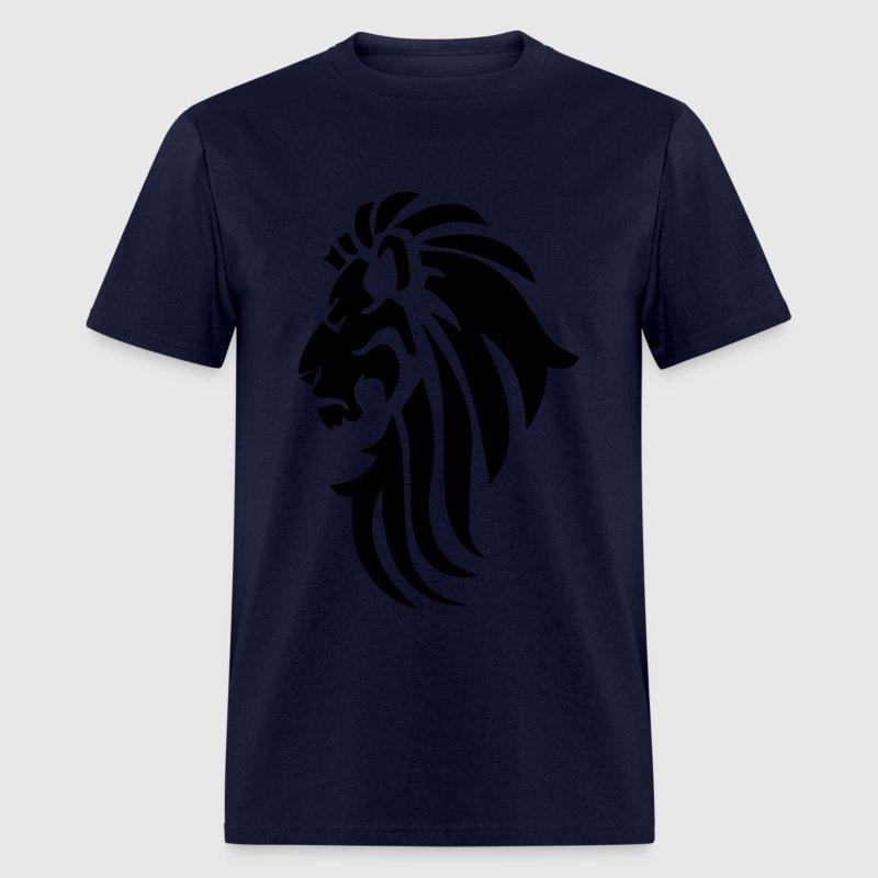 Populaire lion logo T-Shirt | Spreadshirt TU95