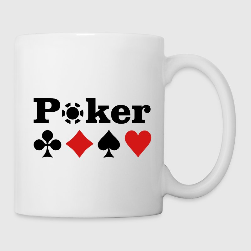 Poker Mugs & Drinkware - Coffee/Tea Mug