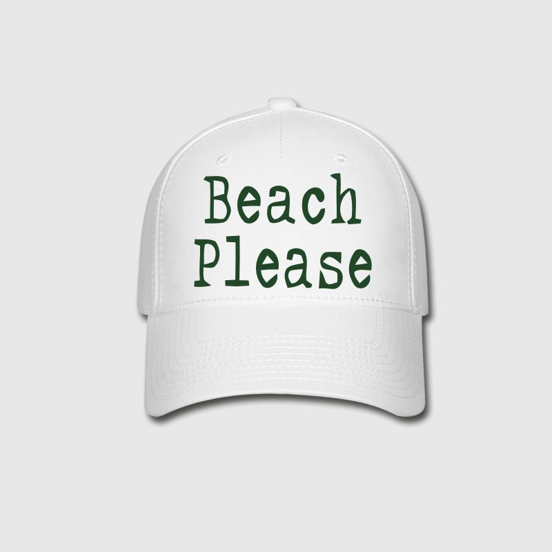 BEACH PLEASE Sportswear - Baseball Cap