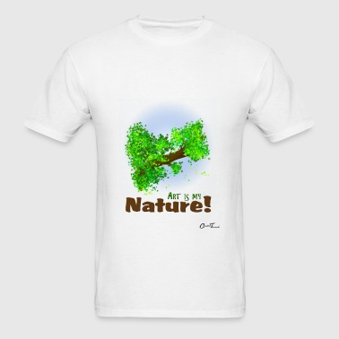 art-nature Sportswear - Men's T-Shirt
