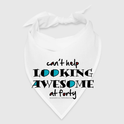 Can't help looking awesome at 40 Mugs & Drinkware - Bandana
