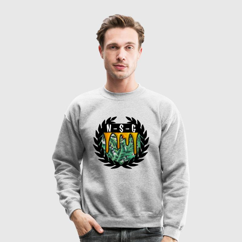 Honey Drip Crewneck - Crewneck Sweatshirt
