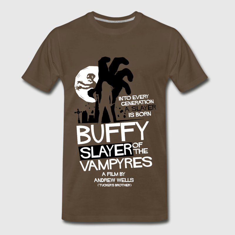 buffy the vampire slayer - Men's Premium T-Shirt