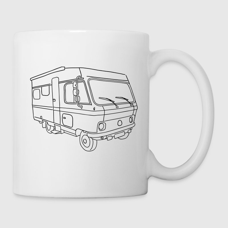 Caravan (mobile home) Mugs & Drinkware - Coffee/Tea Mug