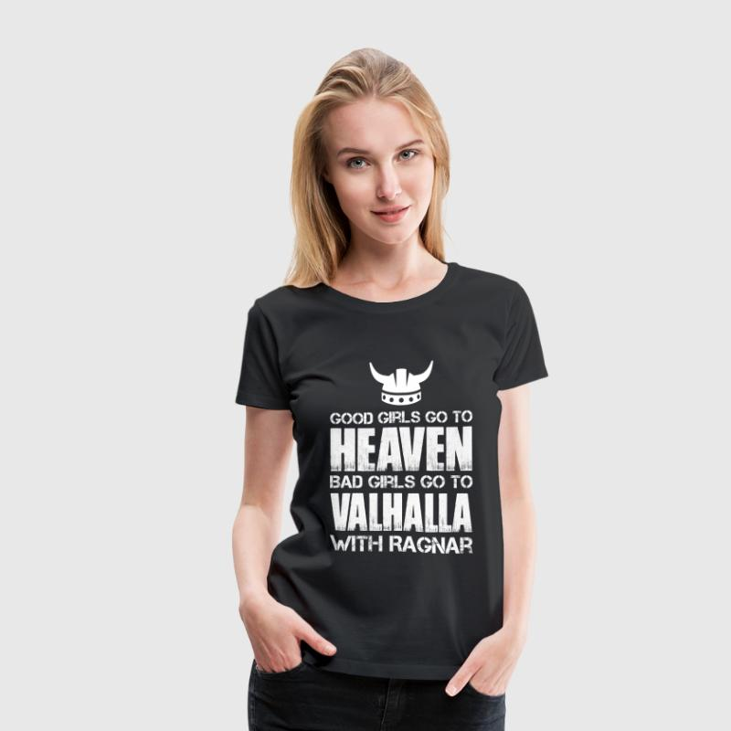 VALHALLA WITH RAGNAR - GIRL - Women's Premium T-Shirt