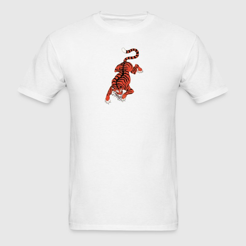 Chinese Tiger T-Shirts - Men's T-Shirt