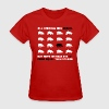 All animals are equal 2 (red) Women's T-Shirts - Women's T-Shirt