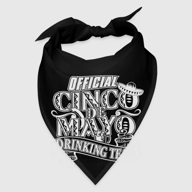 Cinco Mayo Drinking Team Mugs & Drinkware - Bandana