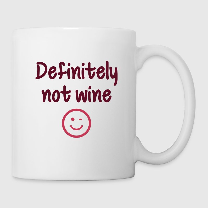 Definitely Not Wine - Coffee/Tea Mug
