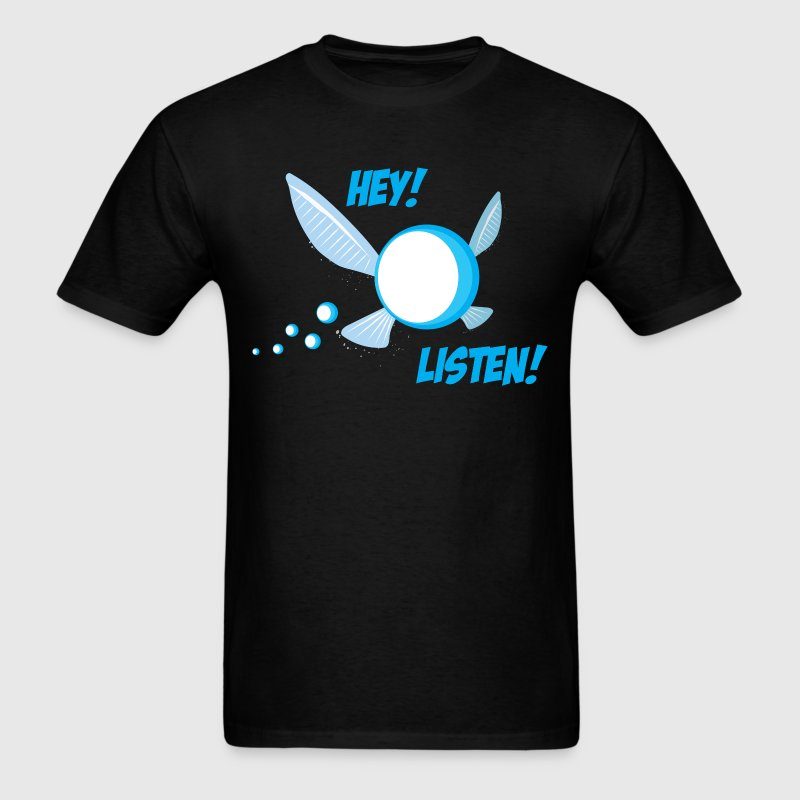 Hey! Listen! T-Shirts - Men's T-Shirt